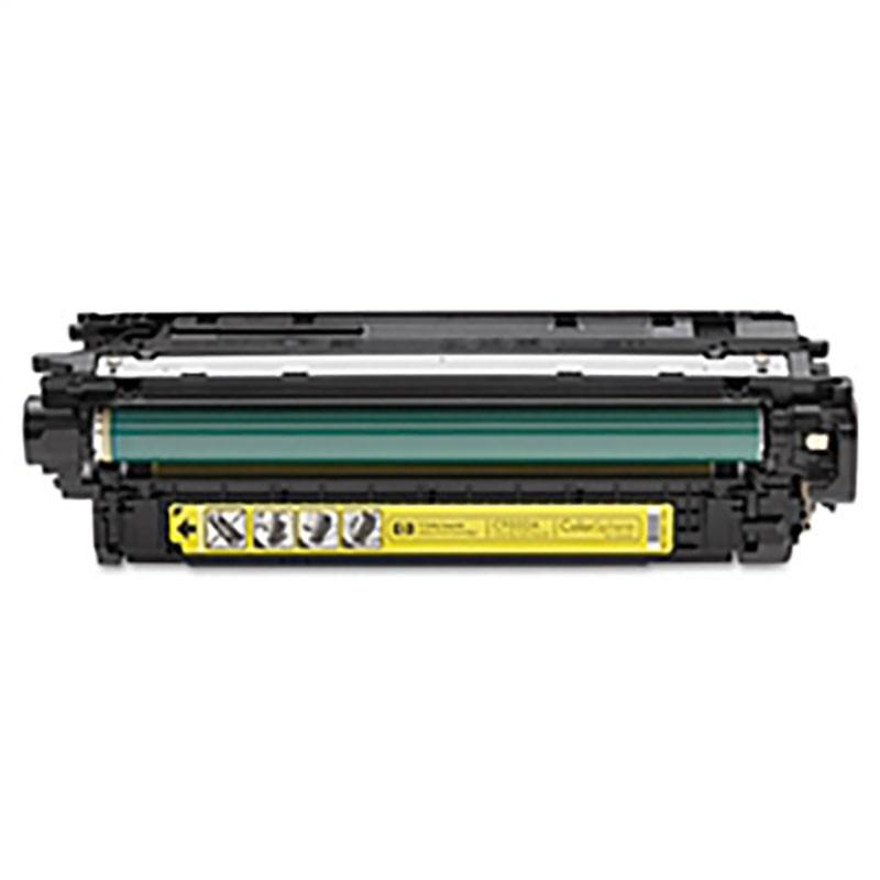 HP Toner Cartridge - Yellow - Compatible - OEM CF032A