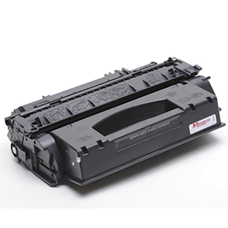 HP High Yield Toner Cartridge - Black - Compatible - OEM Q5949X (chip)
