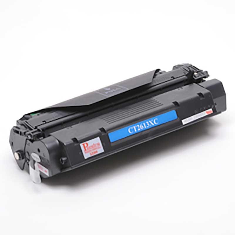 HP Jumbo Toner Cartridge - Black - Compatible - OEM Q2613X (chip)
