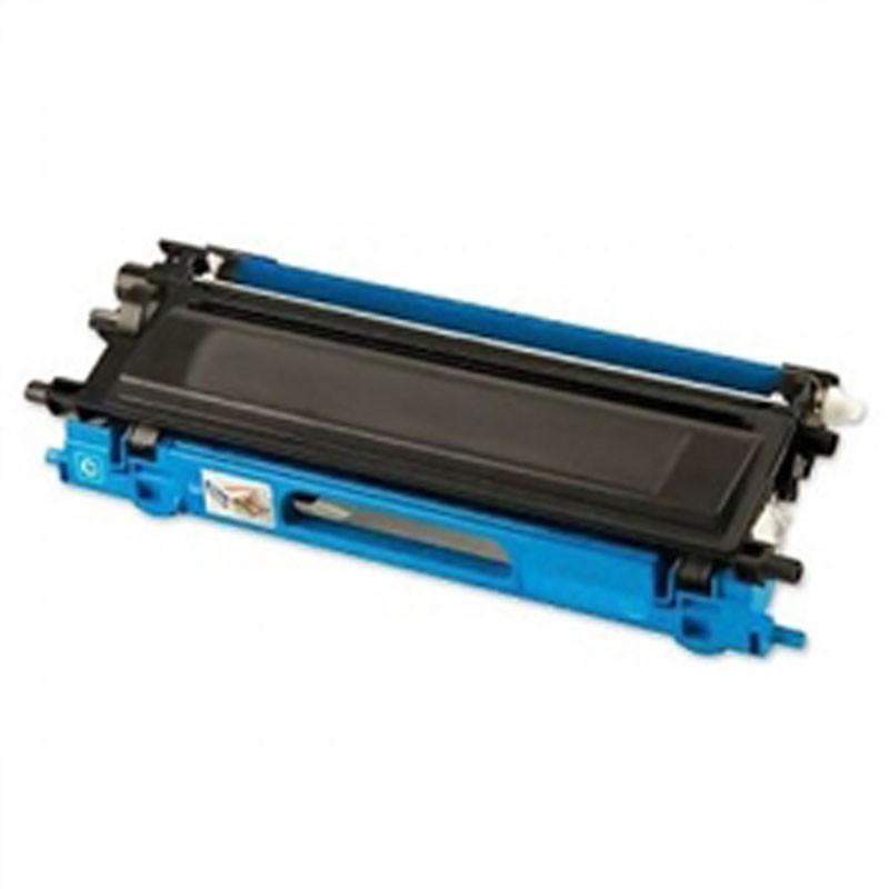 Brother Toner Cartridge - Cyan - Compatible - OEM TN210C