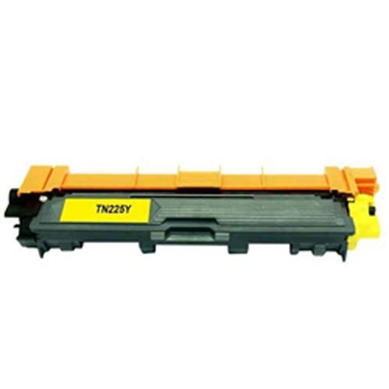 Brother Toner Cartridge - Yellow - Compatible - OEM TN221Y TN225Y