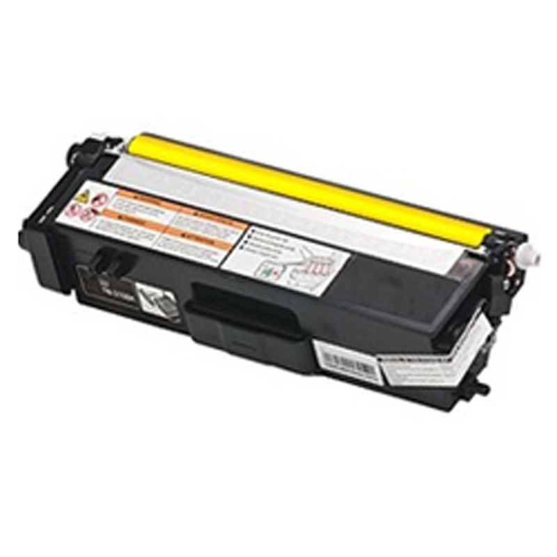 Brother Toner Cartridge - Yellow - Compatible - OEM TN315Y