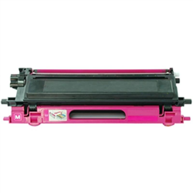 Brother Toner Cartridge - Magenta - Compatible - OEM TN115M