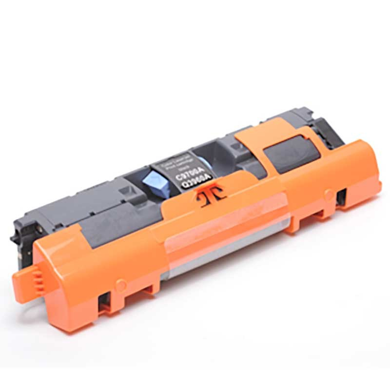 HP Toner Cartridge - Black - Compatible - OEM C9700A / Q3960A