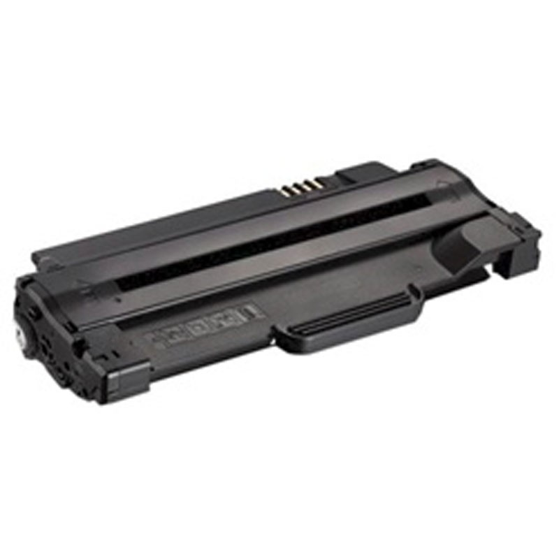 Dell Toner Cartridge - Black - Compatible - OEM 330-9523 330-9524 7H53W