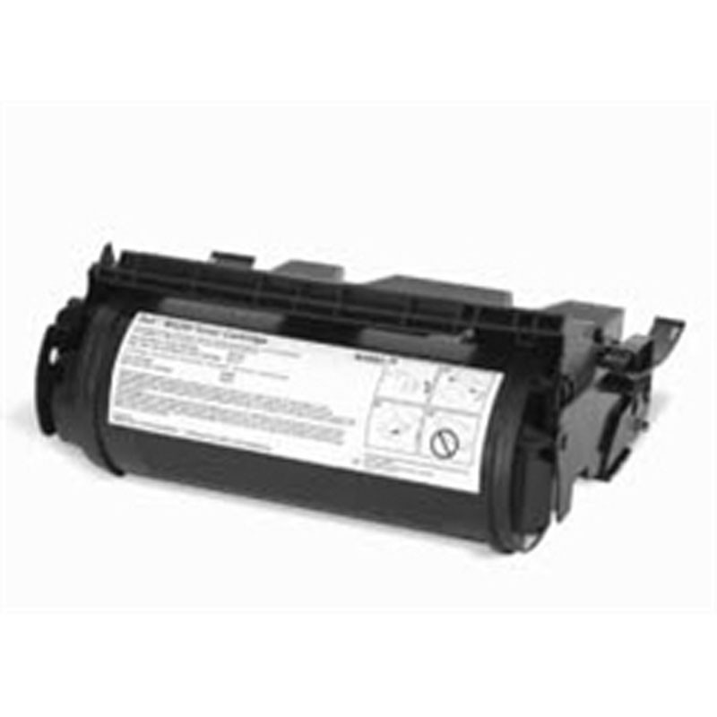 Dell High Yield Toner Cartridge - Black - Compatible - OEM 310-4133 310-4572