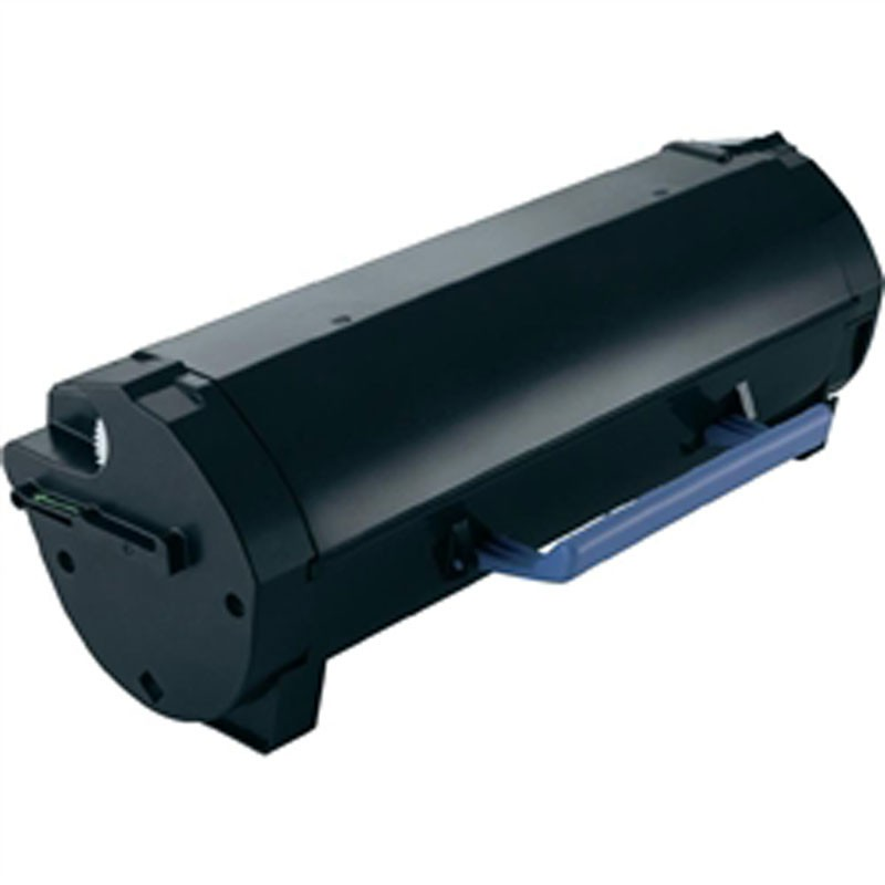 Dell Toner Cartridge - Black - Compatible - OEM 331-9807 331-9808 HJ0DH 1XCHF