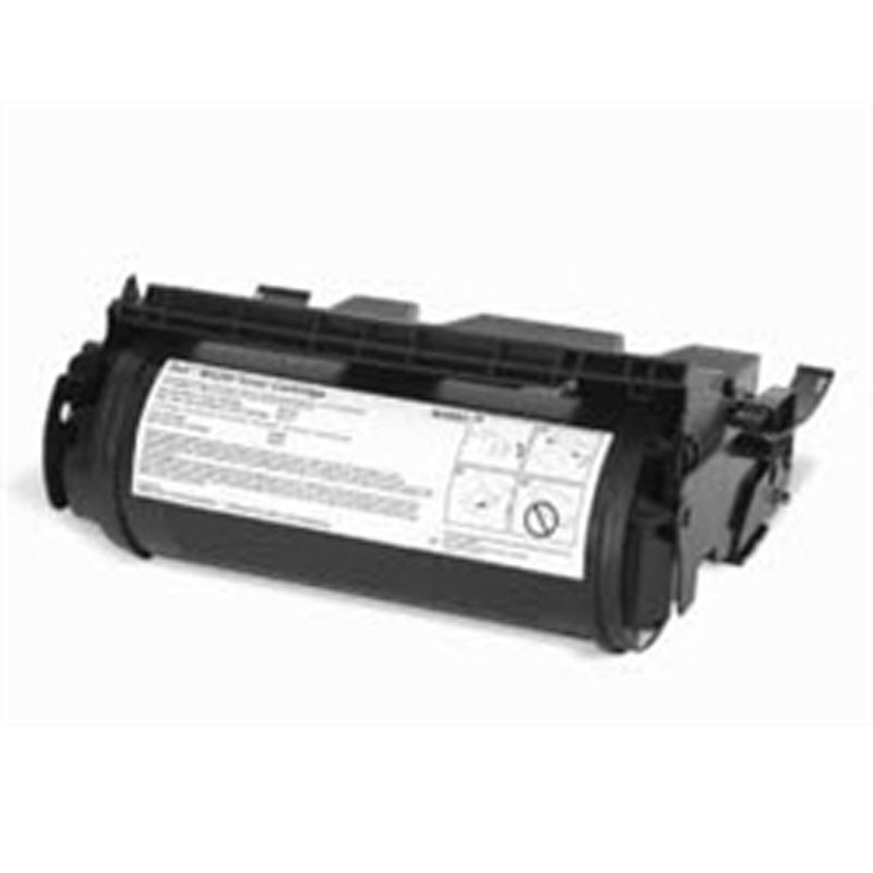 Dell Toner Cartridge - Black - Compatible - OEM 310-4133 310-4572