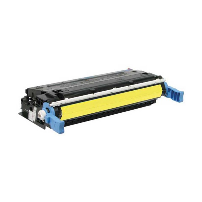 HP Toner Cartridge - Yellow - Compatible - OEM C9722A