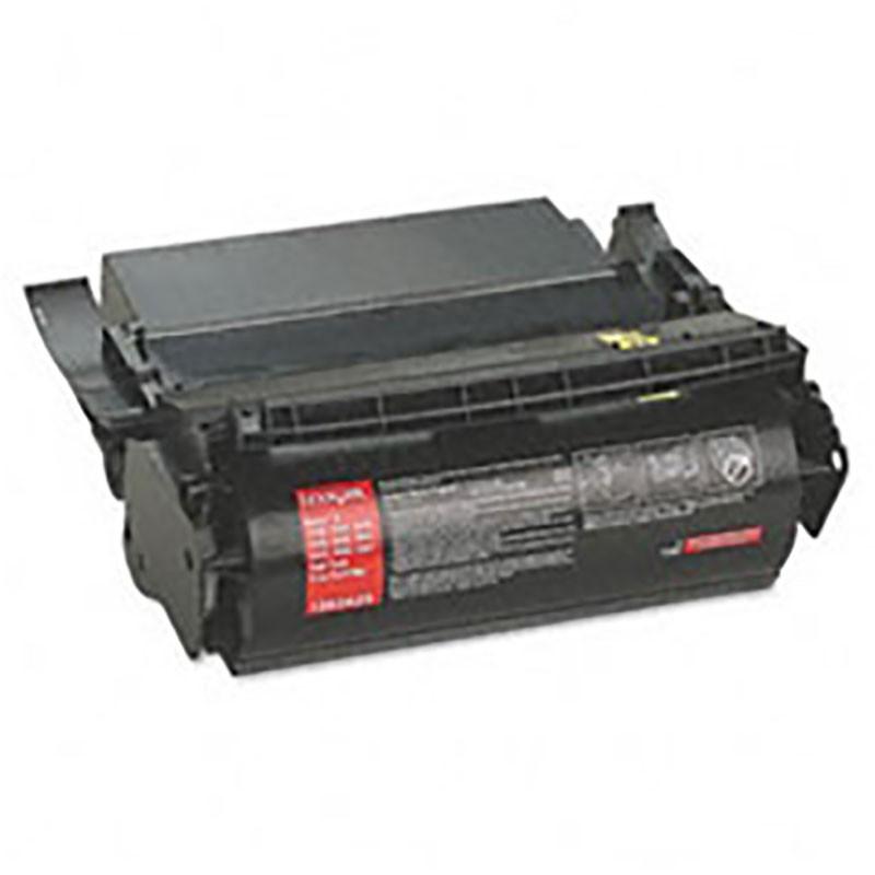 Lexmark Toner Cartridge - Black - Compatible - OEM 1382620 1382625