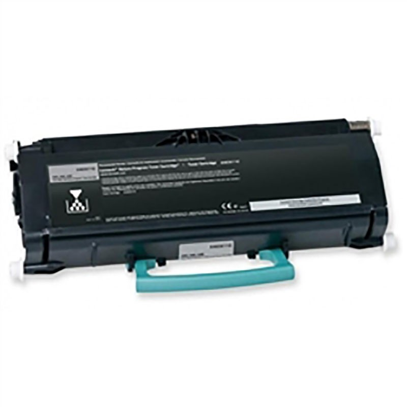 Lexmark Toner Cartridge - Black - Compatible - OEM X463X21G