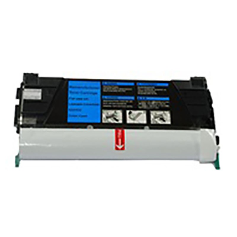 Lexmark Toner Cartridge - Cyan - Compatible - OEM C524CH