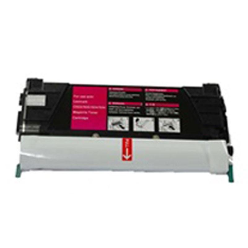 Lexmark Toner Cartridge - Magenta - Compatible - OEM C5242MH