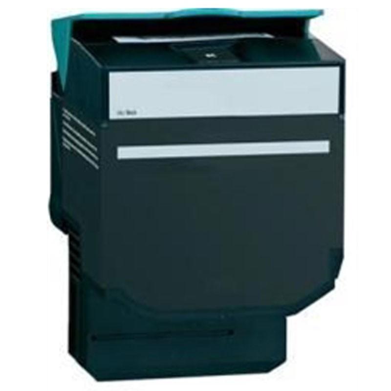 Lexmark Toner Cartridge - Black - Compatible - OEM C540H1KG