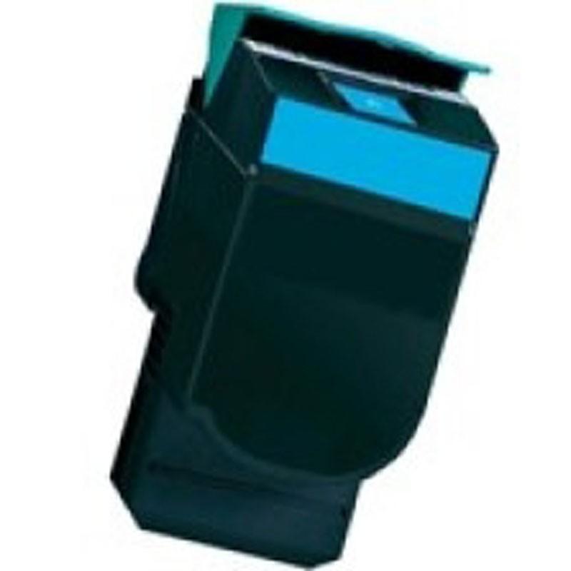 Lexmark Toner Cartridge - Cyan - Compatible - OEM C540H1CG