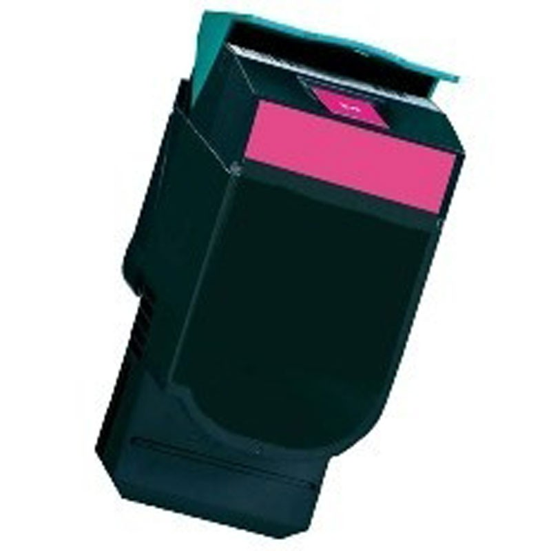 Lexmark Toner Cartridge - Magenta - Compatible - OEM C540H1MG