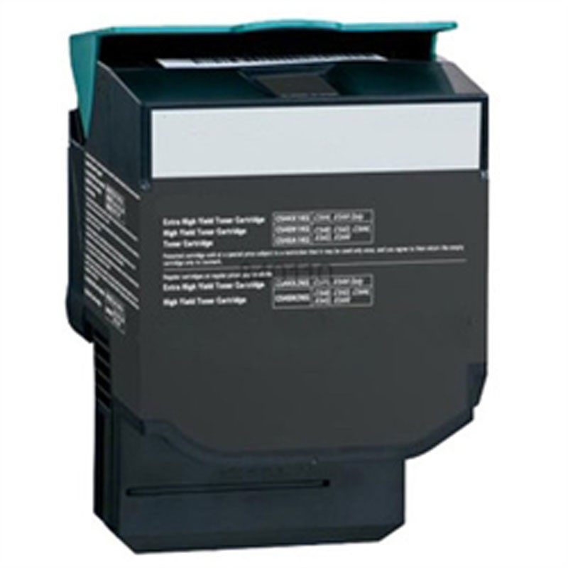 Lexmark Toner Cartridge - Black - Compatible - OEM C544X2KG