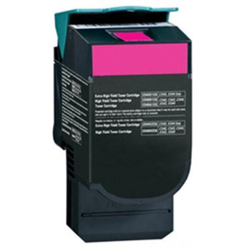 Lexmark Toner Cartridge - Magenta - Compatible - OEM C544X2MG
