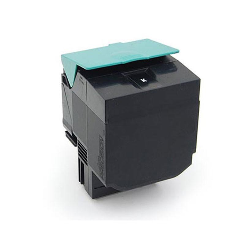 Lexmark High Yield Toner Cartridge - Black - Compatible - OEM C544X1KG