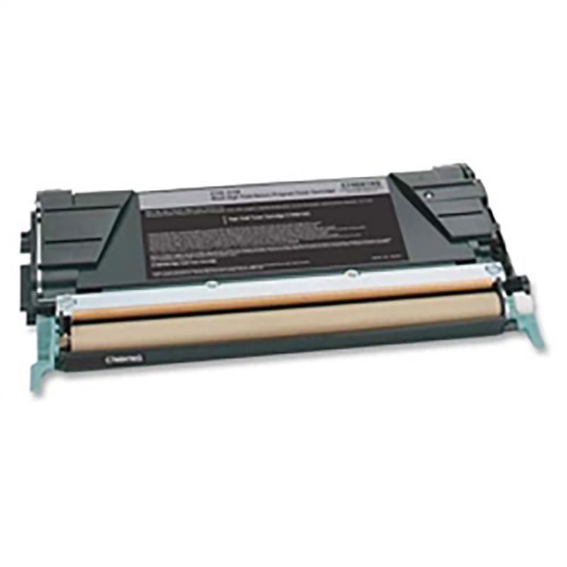 Black Toner Cartridge - Lexmark Compatible OEM#: C746H1KG