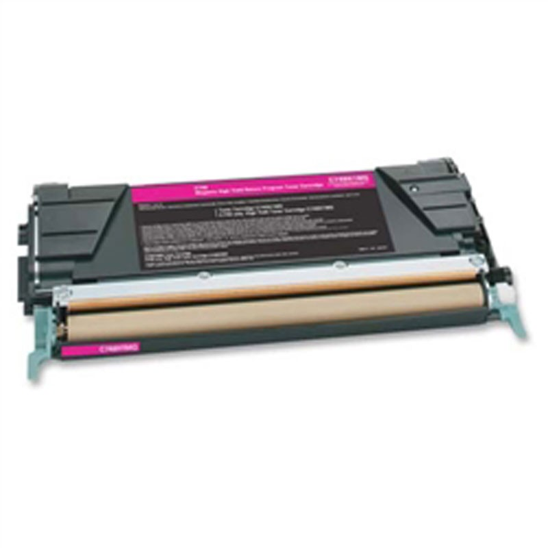 Lexmark Toner Cartridge - Magenta - Compatible - OEM C748H1MG