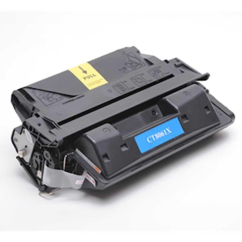HP Toner Cartridge - Black - Compatible - OEM C8061X