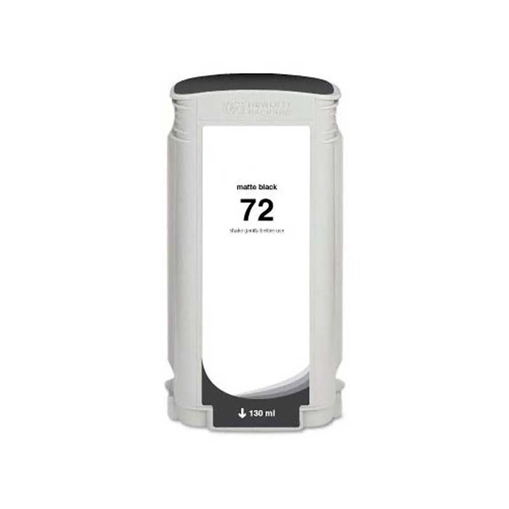 HP Ink Cartridge - Matte Black - Remanufactured - C9403A HP 72
