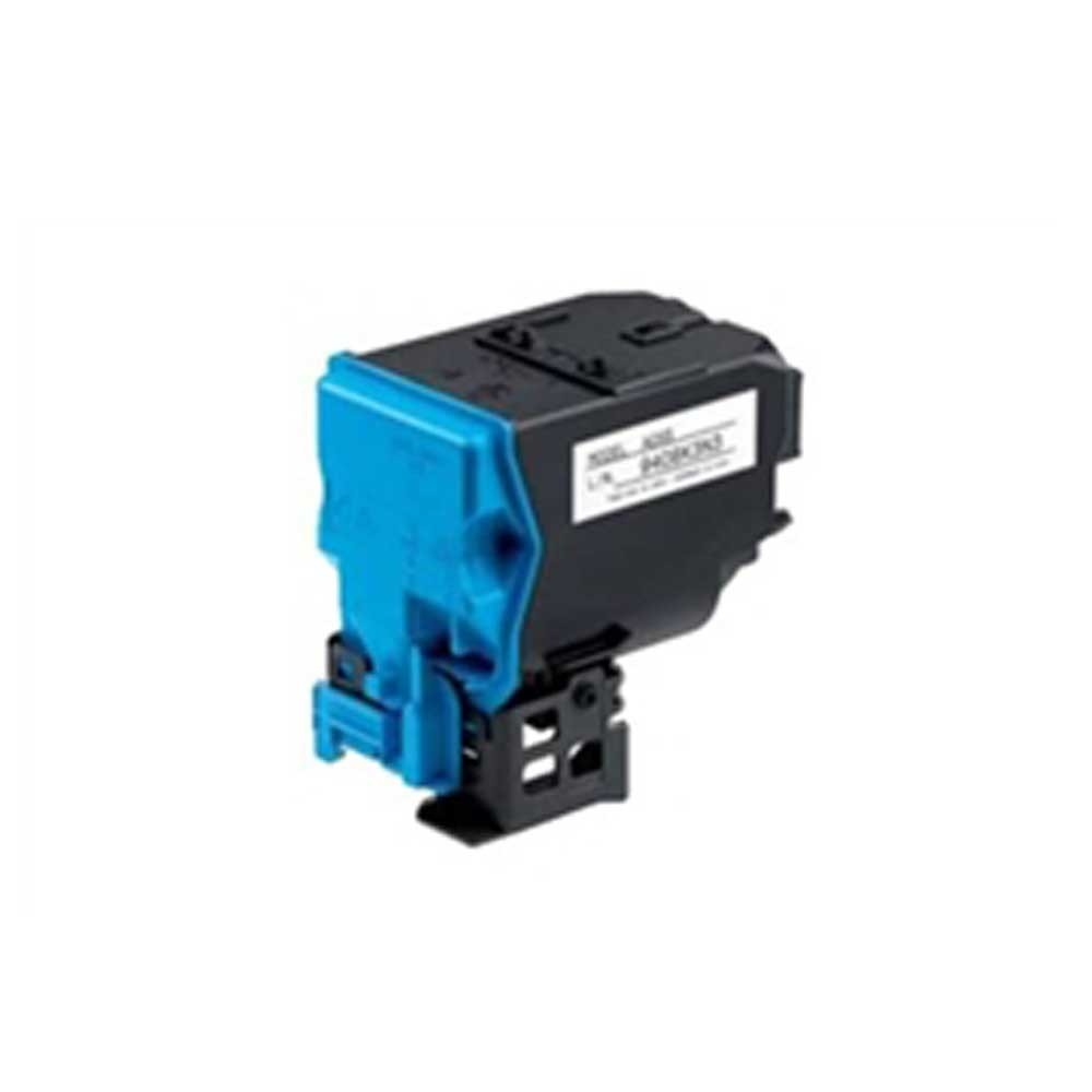 Konica-Minolta Toner Cartridge - Cyan - Compatible - OEM TNP22C