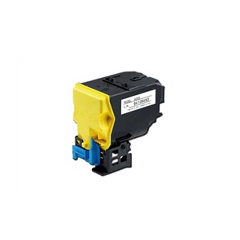 Konica-Minolta Toner Cartridge - Yellow - Compatible - OEM TNP22Y