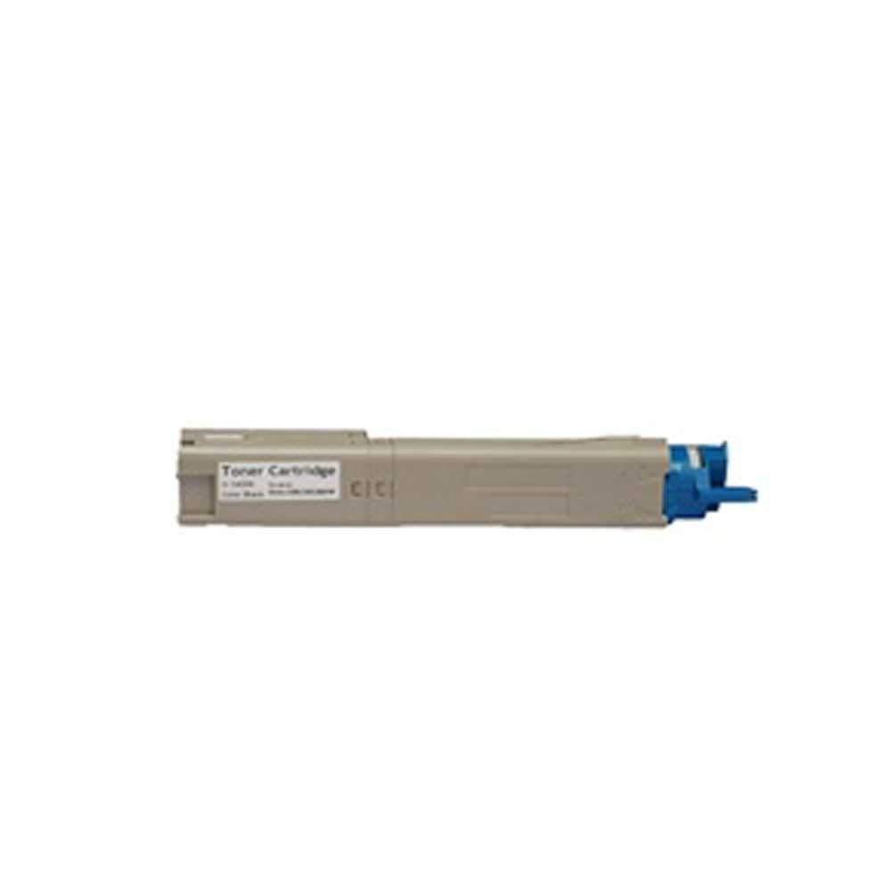 Oki-Okidata Toner Cartridge - Black - Compatible - OEM 43459304