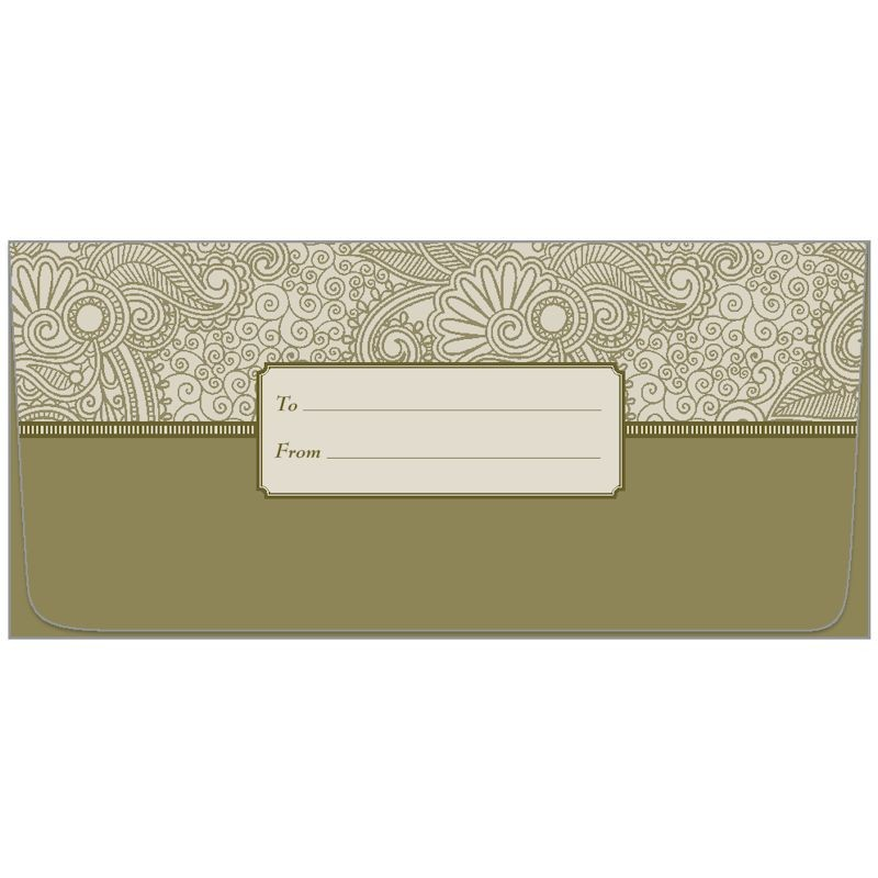 Currency Gift Envelopes - All Occasion