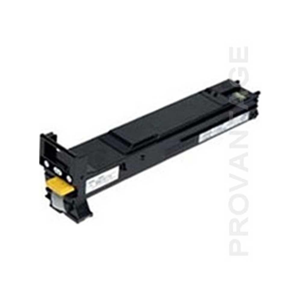 Konica-Minolta Toner Cartridge - Black - Compatible - OEM A0DK132