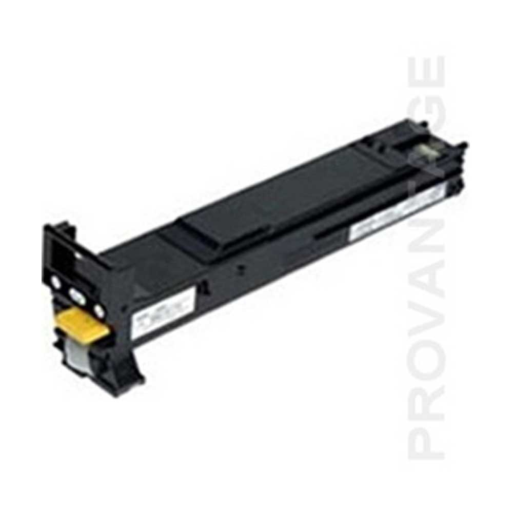 Konica-Minolta Toner Cartridge - Yellow - Compatible - OEM A0DK232