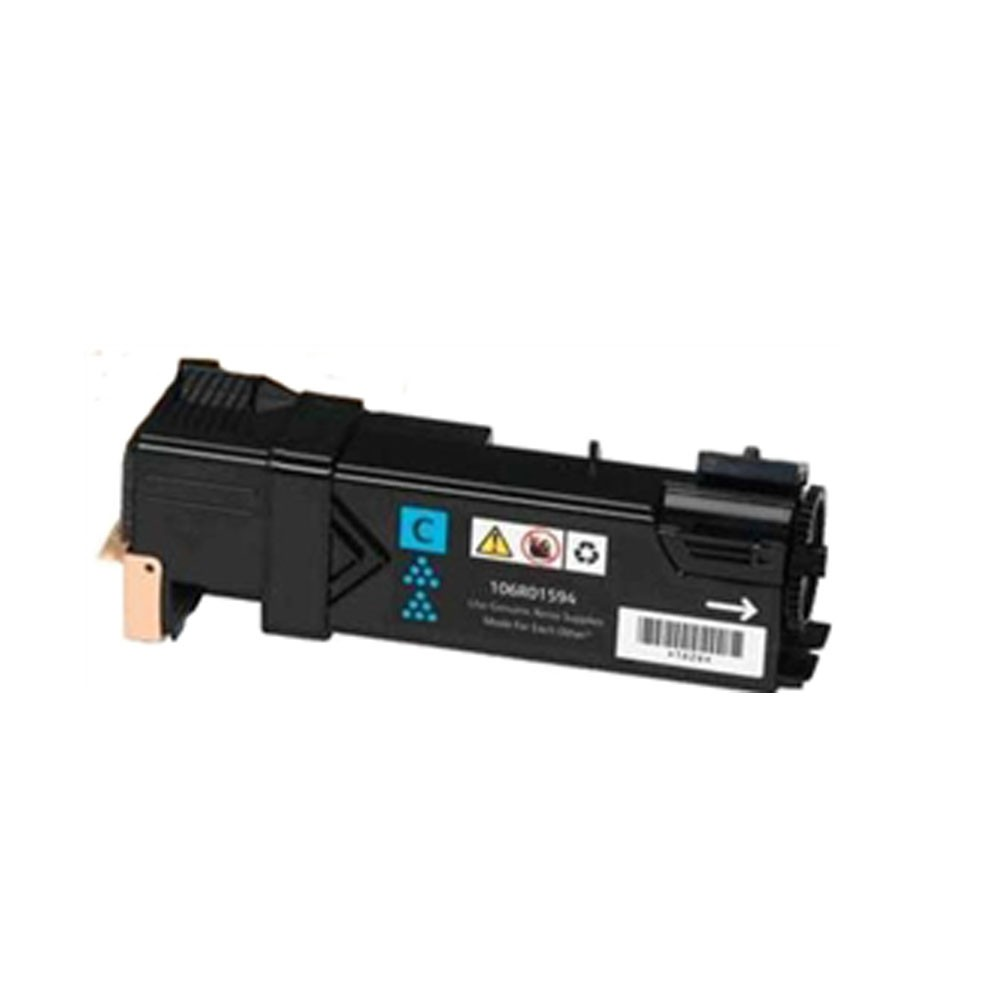 Xerox Toner Cartridge - Cyan - Compatible - OEM 106R01594