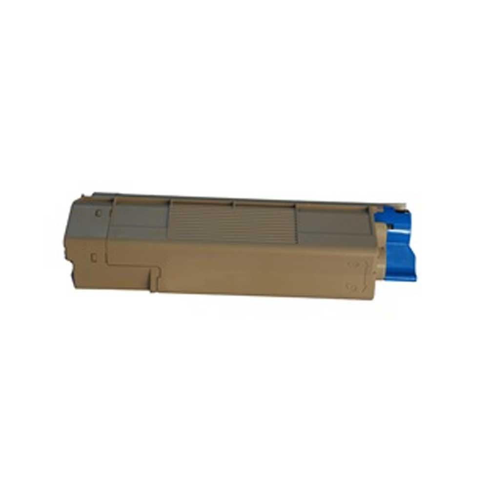 Okidata Toner Cartridge - Yellow - Compatible - OEM 43324401