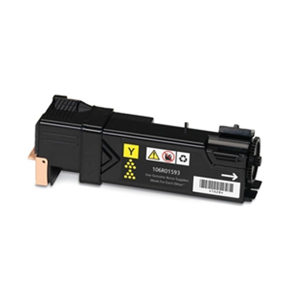 Xerox Toner Cartridge - Yellow - Compatible - OEM 106R01596