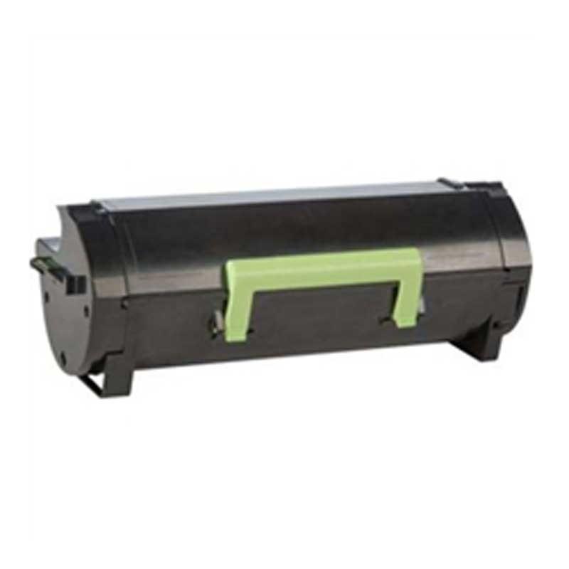 Lexmark Toner Cartridge - Black - Compatible - OEM 52D1H00