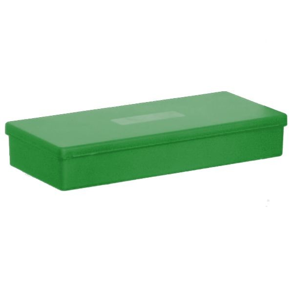 GREEN - Polypropylene box carrier for belt delivery system