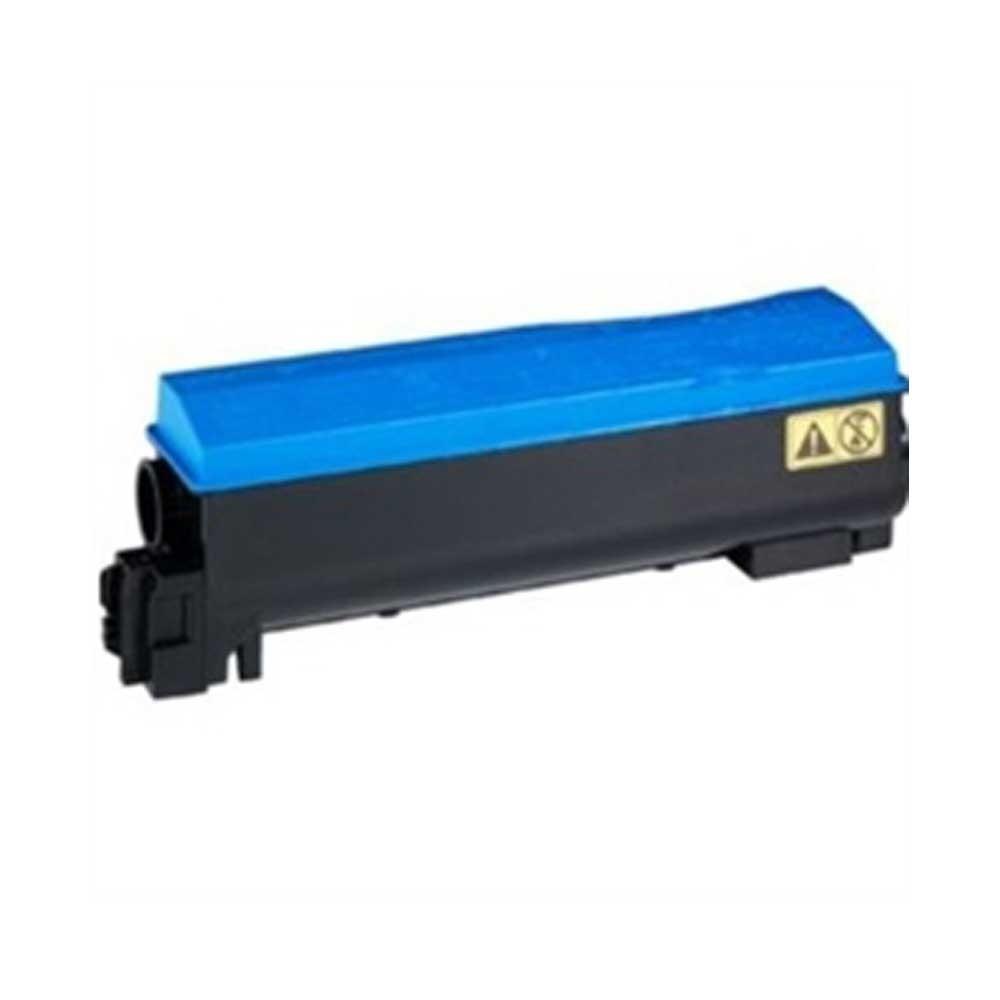 Kyocera-Mita Toner Cartridge - Cyan - Compatible - OEM TK-592C