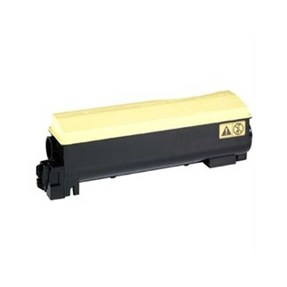 Kyocera-Mita Toner Cartridge - Yellow - Compatible - OEM TK-592Y