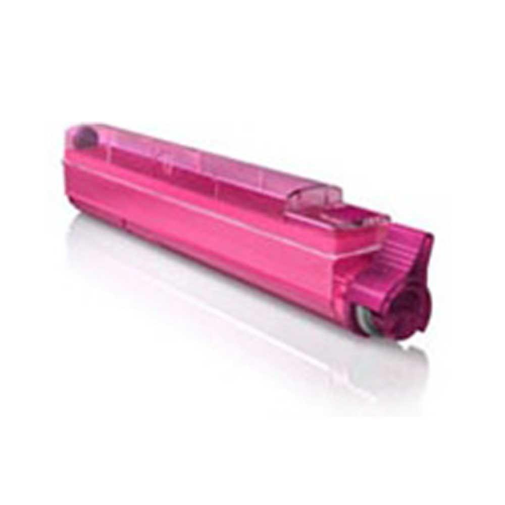 Oki-Okidata Toner Cartridge - Magenta - Compatible - OEM 42918902