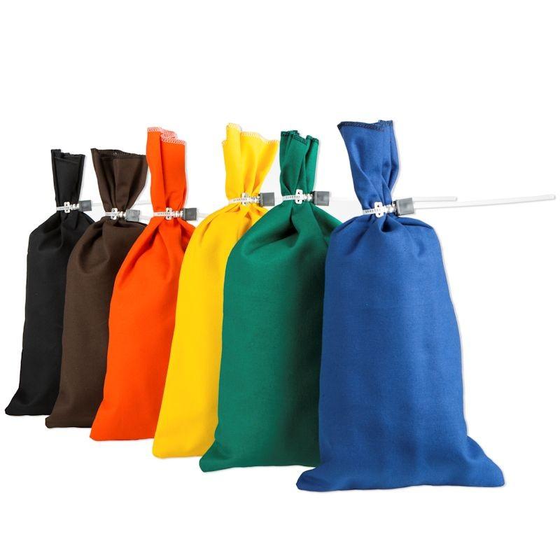 11W x 17-1/2H Slot Drop Bags (25/bx)