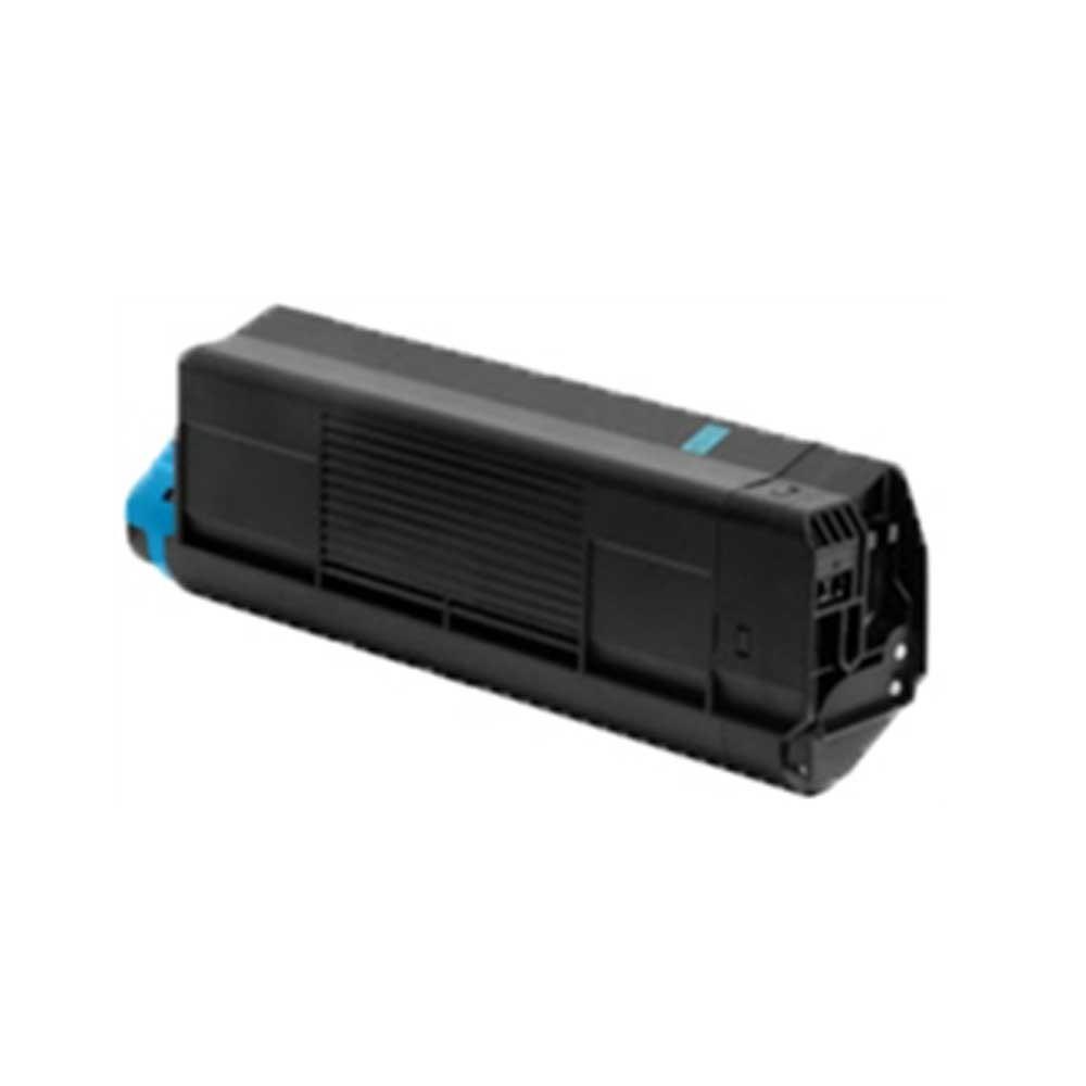 Okidata Toner Cartridge - Cyan - Compatible - OEM 44315303