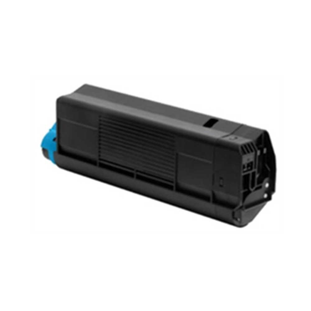 Oki-Okidata Toner Cartridge - Black - Compatible - OEM 44315304