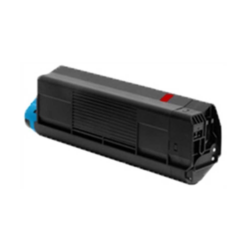 Oki-Okidata Toner Cartridge - Magenta - Compatible - OEM 44315302