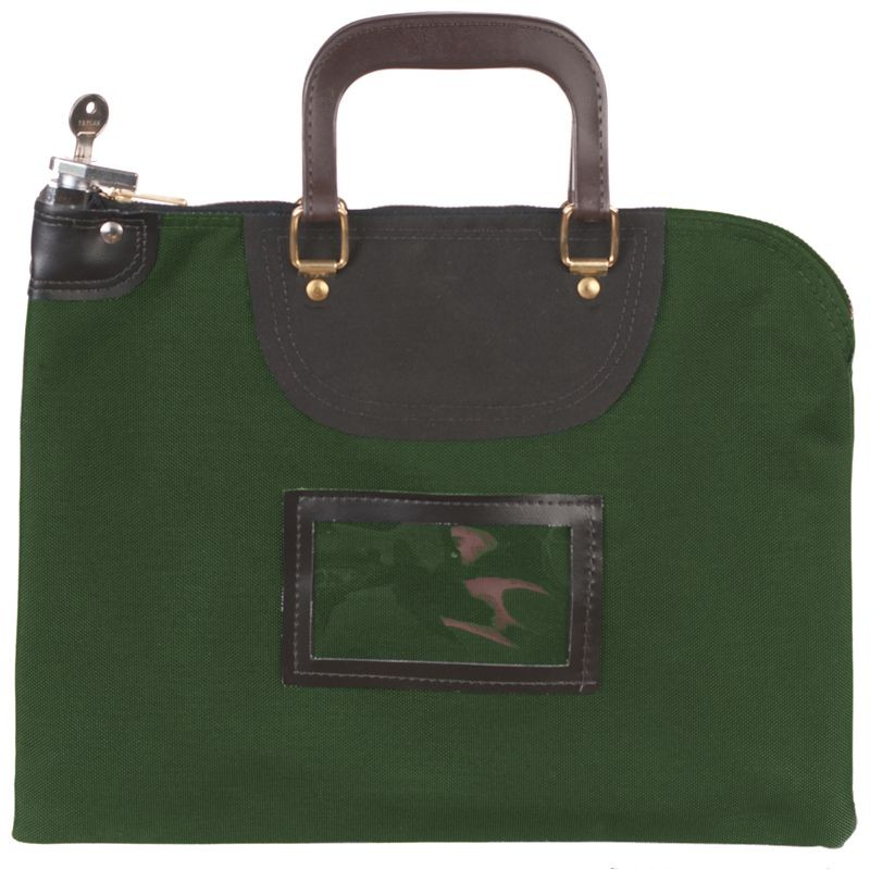 18W x 14H Fire Resistant Locking Bag - Made to Order