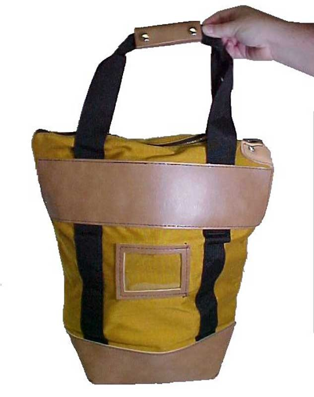 11W x 18H x 8D Courier Bag - Ready to Ship