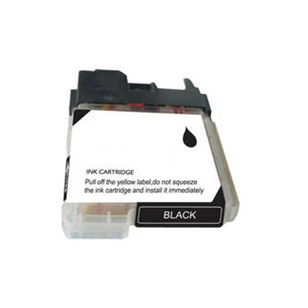 Brother Toner Cartridge - Black - Compatible - OEM LC61BK