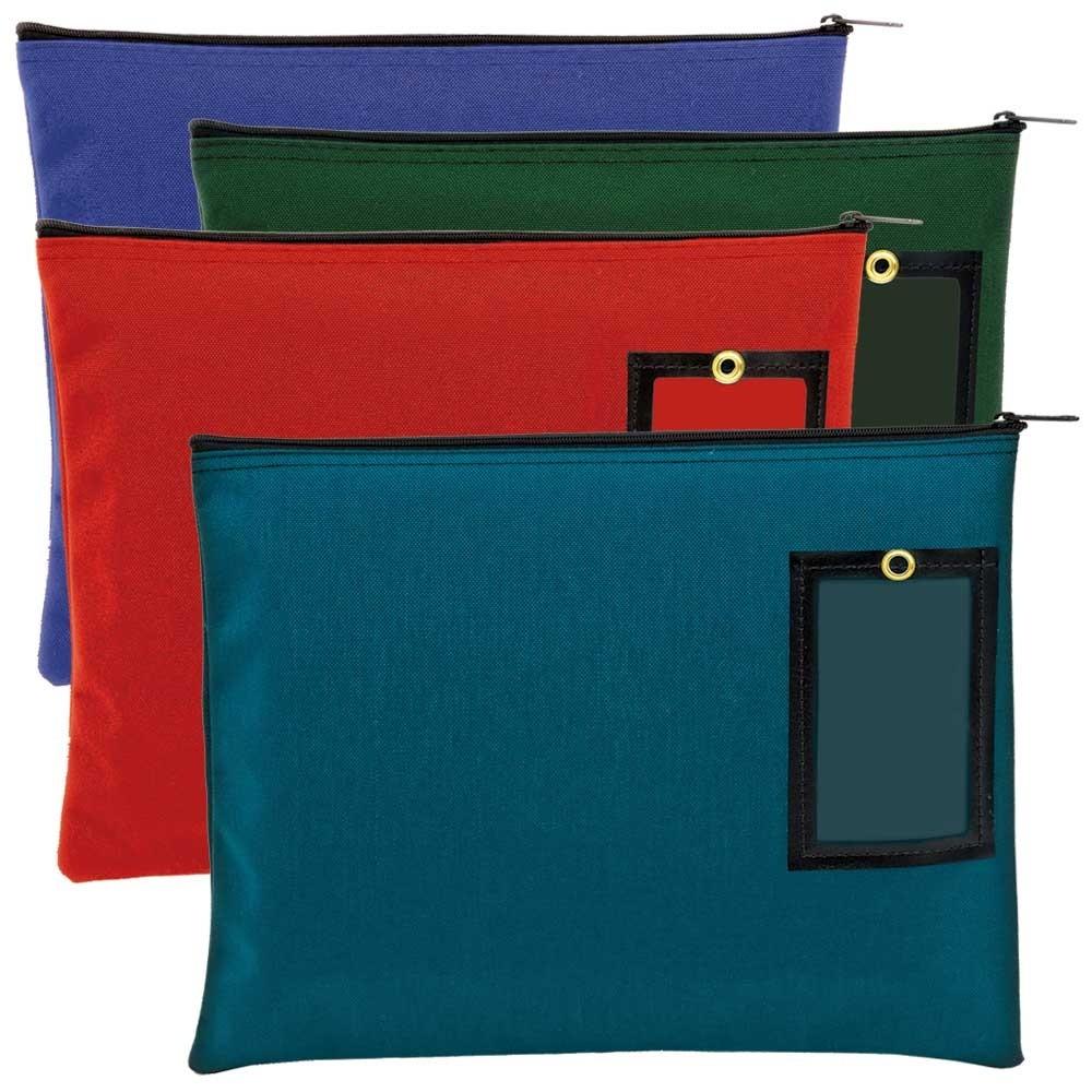 14W x 11H 1000D Nylon Large Zipper Bags - Ready to Ship