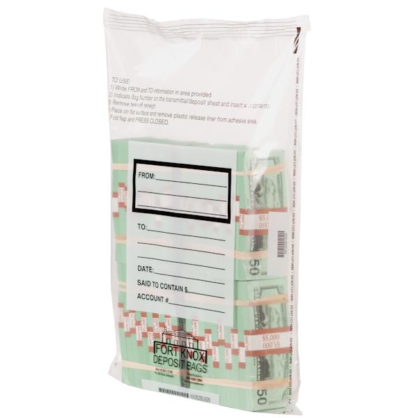 Currency Bundle Bags - 4 Bundle - E Bag - 500/case